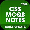 CSS MCQs Notes: Exam Preparation 2019 icon