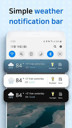 First Weather screenshot 24