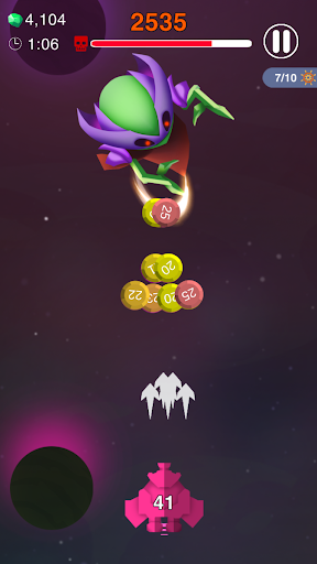Attack The Block: Space Number Shooter 2020! 1.5.12 screenshots 2
