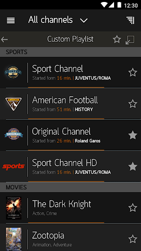 IP Television - IPTV M3U screenshot 6