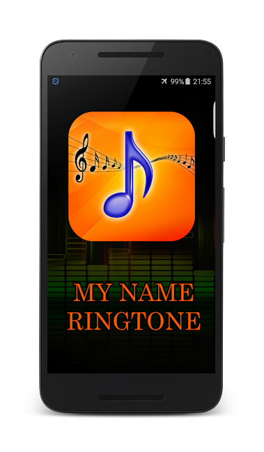 #9. My Name Ringtone Maker (Android)