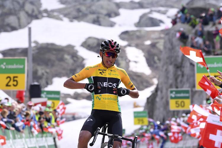 Tour de Suisse: un Bernal époustoufflant, un excellent Benoot!