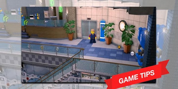 Advice for LEGO City Undercover - náhled