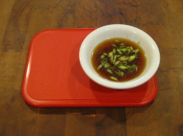 Oriental Dipping Sauce Recipe