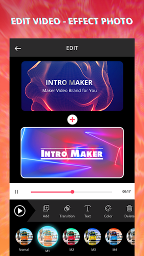 Intro Maker With Music, Video Maker & Video Editor for PC