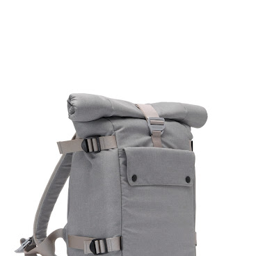 BlueLounge Bonobo Backpack - Grey