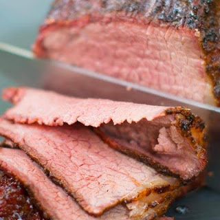Smoked Roast Beef Recipe