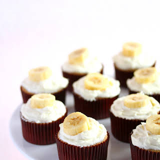 Banana Cupcakes With Banana Frosting Recipes.