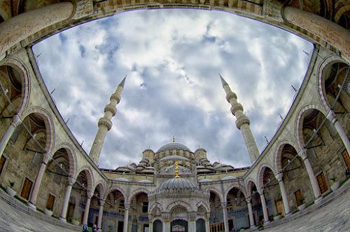 New Mosque, Spice Bazaar, Turkiye by Sefanya Dirgagunarsa - Buildings & Architecture Places of Worship ( #jipchallenge #paisley #photography, landmark, travel )