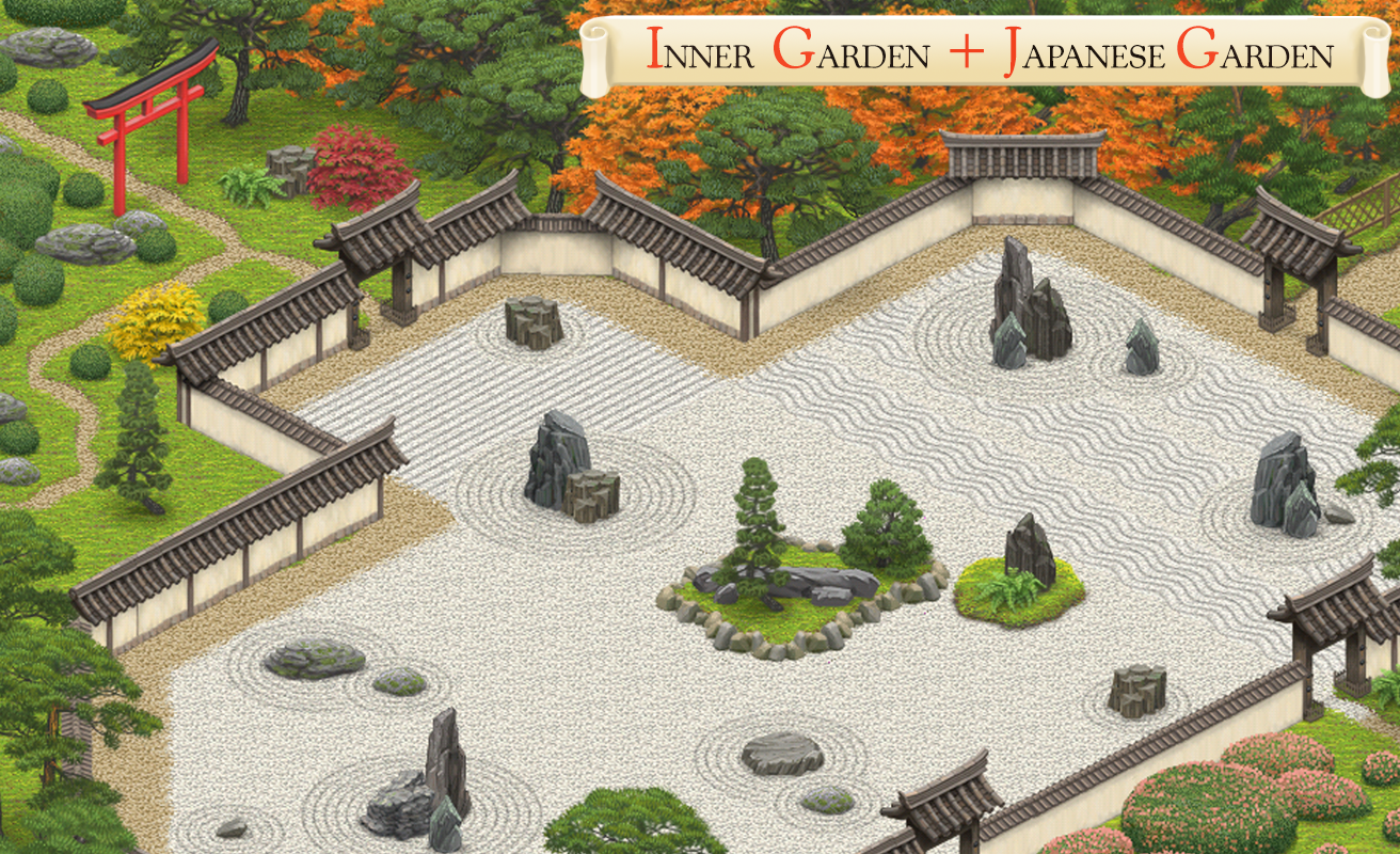 Garden Design Games Collection Unique Inner Garden  Android Apps On Google Play Design Decoration