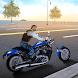 警察のバイクシミュレータ3D
