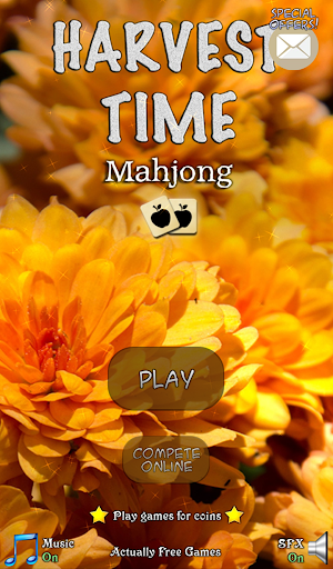 Hidden Mahjong: Harvest Time