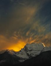 Photo: Mountain Light