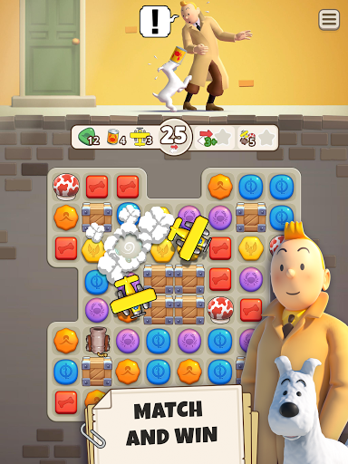 Tintin Match 1.6.4 screenshots 6