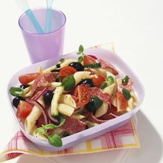 Dried Salami Pasta Recipes