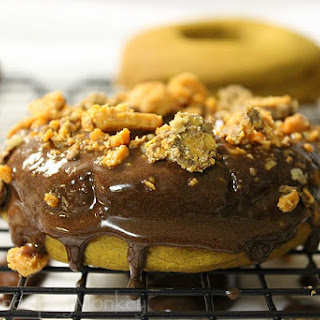 Butterfinger Donuts