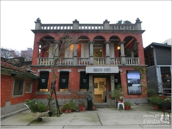 House+Cafe since 1910巷弄內老屋文青法式鄉村風料理 @ Panda's paradise