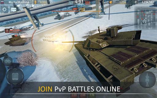 Armada: Modern Tanks - Free Tank Shooting Games apkbreak screenshots 1
