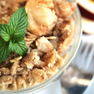 Slow-Cooked Apple Spice Dump Cake.