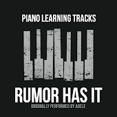 Rumour Has It (Originally Performed by Adele) [Piano Version]