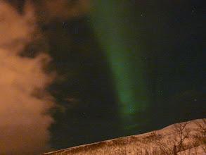 Photo: Premières aurores boréales