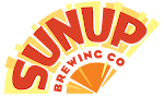 Logo of Sun Up Hoppy Wheat With Rakau Hops