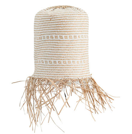 Seagrass lampskärm