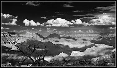 Photo: Clouds over Grand Canyon #PlusPhotoExtract by +Jarek Klimek