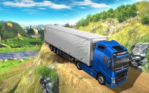 PK Cargo Truck Transport Game 2018 screenshots 15