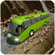 Offroad Bus Mountain Simulator