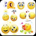 WAStickerApps emojis stickers para whatsapp icon