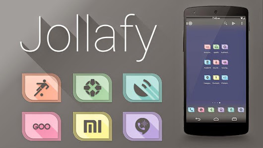 Jollafy - HD Icon Pack APK Download - More Apps than Google Play - DownloadAtoZ.com