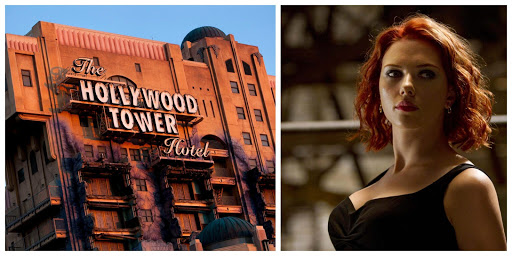 Scarlett Johansson to Produce and Star in Disney's 'Tower of Terror' Movie