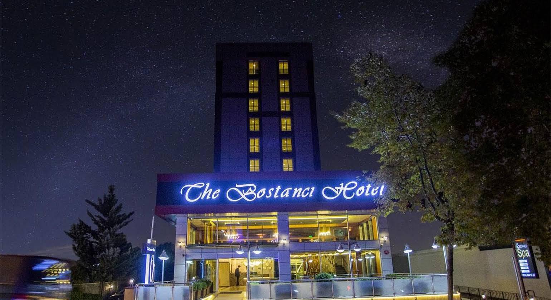 The Bostanci Hotel
