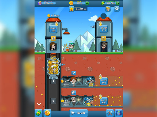 Idle Miner Tycoon - Mine Manager Simulator 2.91.1 screenshots 14