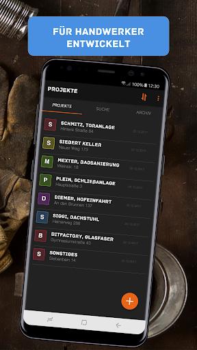 myCRAFTY - Handwerker App screenshot 4