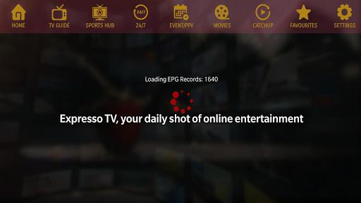 Capturas de pantalla de Expresso Player 5