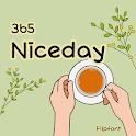365Niceday™ Latin Flipfont icon