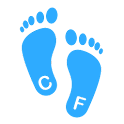 Charity Footprints icon