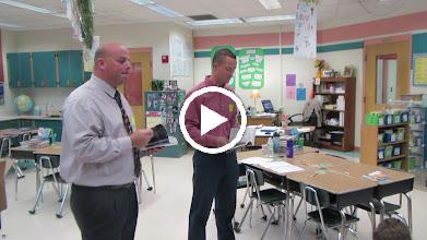 Video: Steven and Blake at DeBary Elementary School on September 23, 2014