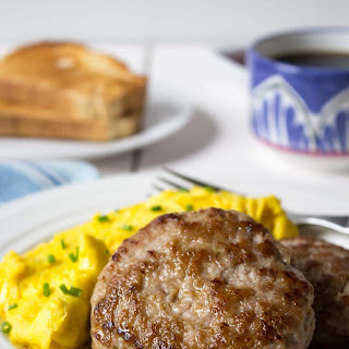 Homemade Pork Breakfast Sausage.