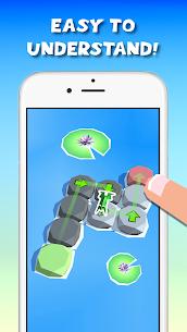 Frog Puzzle 🐸 Logic Puzzles & Brain Training 1