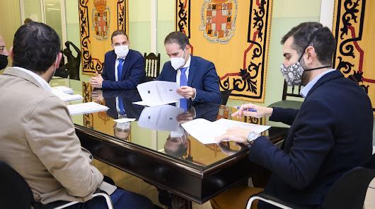 Todo listo para que comience la contratación de 1.350 trabajadores en Almería
