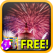 3D 4th of July Slots - Free