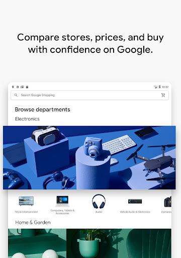 Google Express screenshot 7