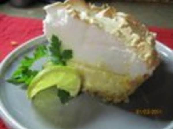 Island Dreams Keylime Pie Recipe
