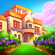 Vineyard Valley: Match & Blast Puzzle Design Game MOD APK 1.11.18 (Mega Mod)