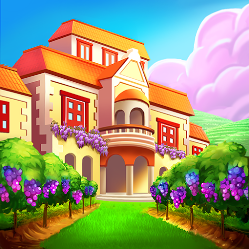 Vineyard Valley: Match & Blast Puzzle Design Game 1.18.31