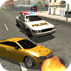 Police Car Fury Racing icon
