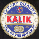 Logo of Kalik Blue